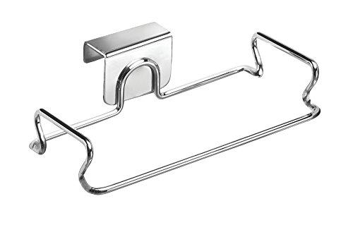 319oEUK+wNL - InterDesign 34110EU Classico Taschenhalter um an die Türe zu hängen chrom