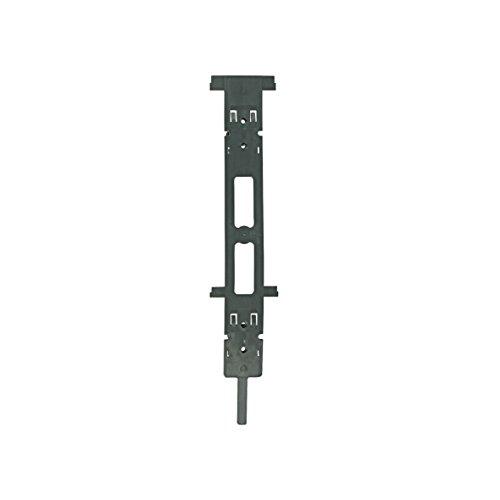 ORIGINAL Bauknecht 481240448611 Türgriff Griff Türöffner Geschirrspülertür Befestigung für Holztüre Spülmaschine Geschirrspüler auch Whirlpool Ikea Ignis